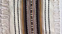 Серветка ткана шерсняна на стіл ручної роботи 40*40 см