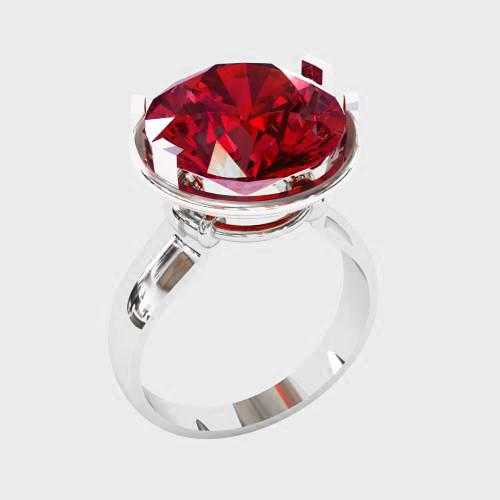 Кольцо  женское серебряное Талисман KE-1567