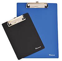 Планшет с прижимом А4 D1900-04 синяя