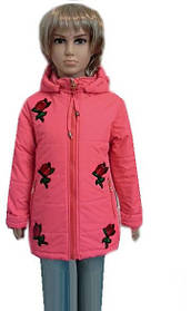 Куртка парка Розы