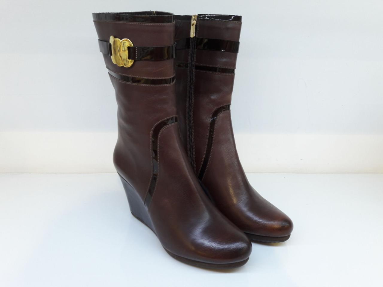 Ботинки Etor 3527-8300 37 коричневые