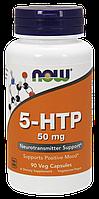 Антидепрессант 5-НТР / NOW - 5-HTP 50mg (90 caps)