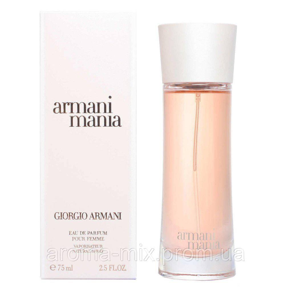 Giorgio Armani Armani Mania Woman - женский парфюм
