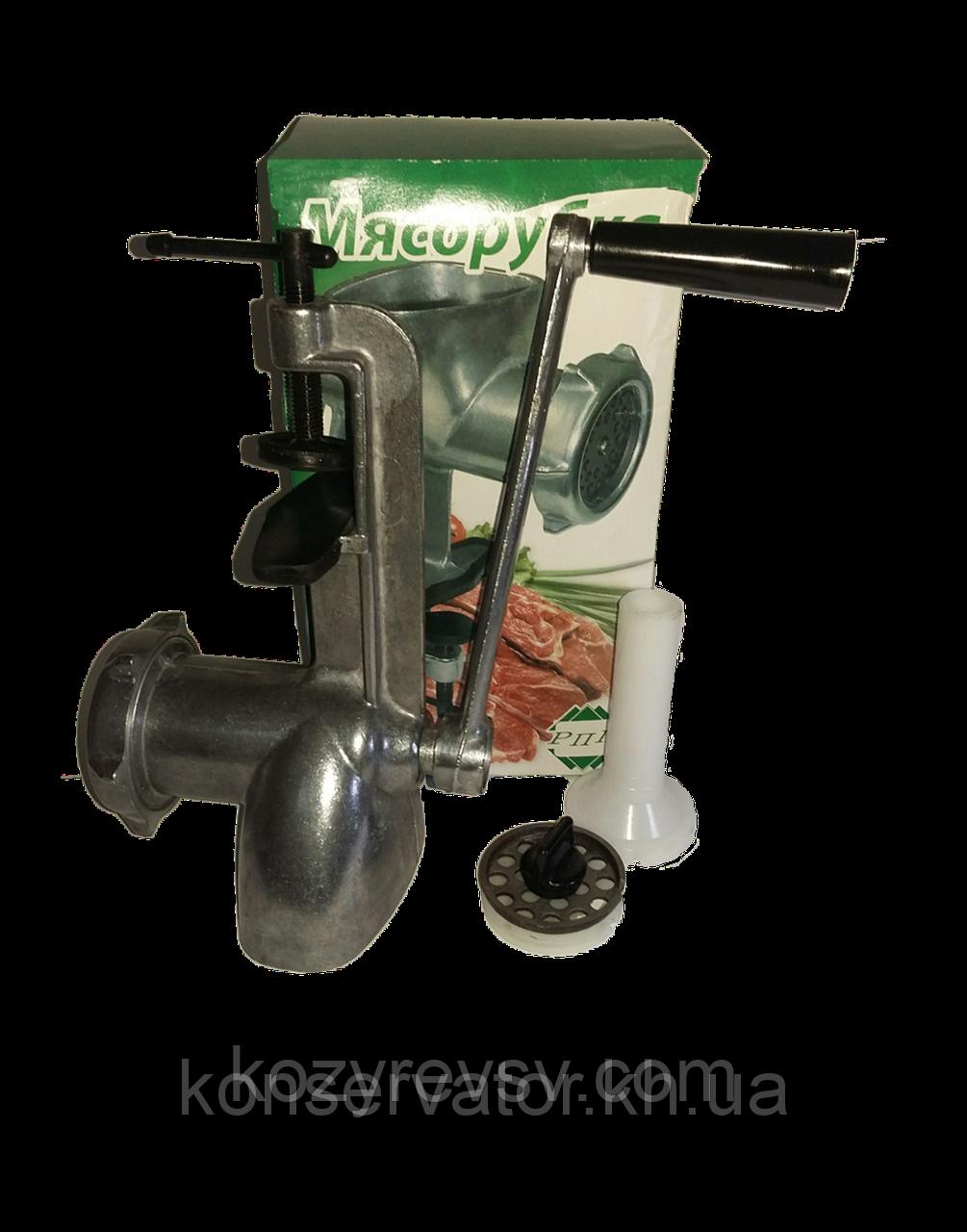 Мясорубка ручная РПП МА-С г.Ровно (алюмин) (Украина) продам постоянно оптом и в розницу, доставка из Харькова.