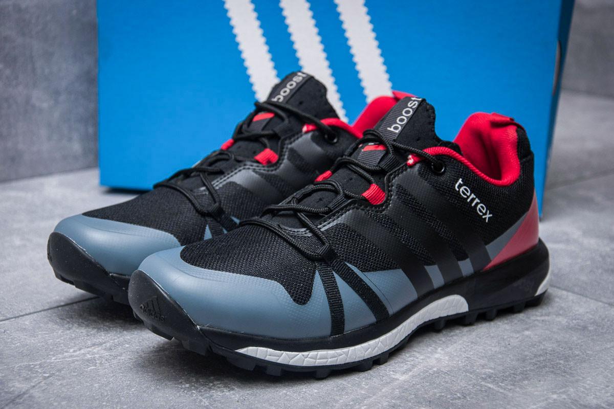 Кроссовки мужские в стиле Adidas Terrex Boost, серые (11664),   41 4 ... 5742c3d4e55