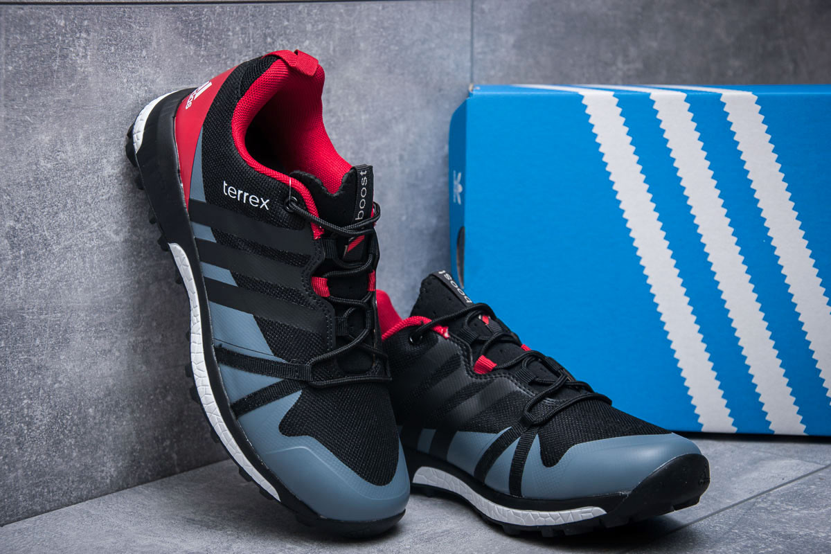 e344ed069b77 Кроссовки мужские Adidas Terrex Boost, серые (11664),   41 43 ...