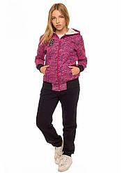 Спортивный костюм для девочки Меланж