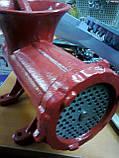 Ручная чугунная мясорубка Kaizer Hoff KH 912 продам постоянно оптом и в розницу,доставкаиз Харькова, фото 6
