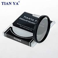 Поляризационный светофильтр Tianya 58 мм CPL