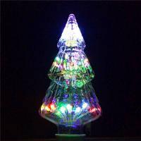GodRays G082303-TC Цветной светодиодный елочный светильник RGB E27 AC85-265V 8 x 22.5 cм