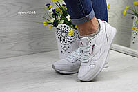 Белые женские кроссовки Reebok  рибок класик