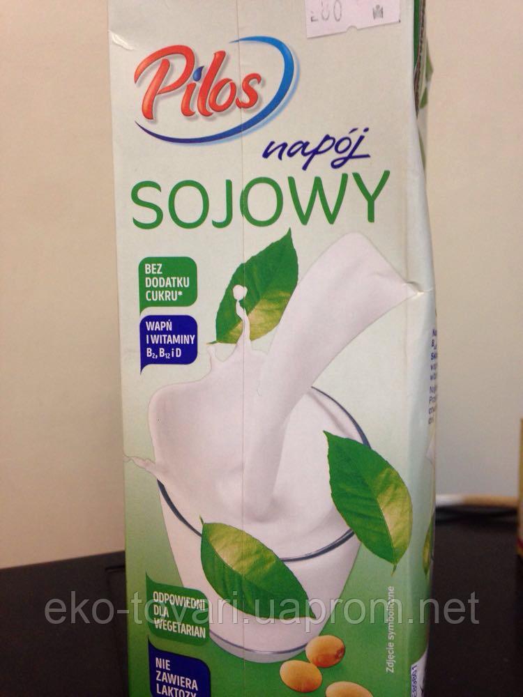 Молоко соевое 1 л