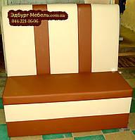 Высокий диван для кафе Пражский торт, фото 1