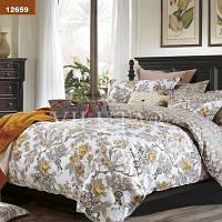 Полуторный комплект постельного белья VILUTA ранфорс-платинум 12659