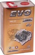 Моторное масло EVO  5W-40 E7 SM/CF  4L