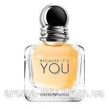 Giorgio Armani Emporio Armani Because It's You - женский парфюм