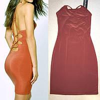 Нарядное Открытое Платье Для Девушки бренд Boohoo оригинал, Размер М