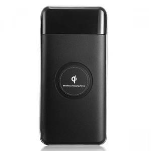 Внешний аккумулятор  беспроводной с зарядкой Qi Sky A 10000 mah Power Bank Wireless