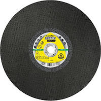 Диск отрезной для резки рельс 350х4х32 T24AX Klingspor