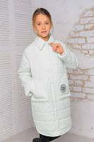 Модная куртка весна-осень Алиса минт