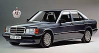 Автостекло, лобовое стекло на MERCEDES (Мерседес) 190 (W201) (1982 - 1984)