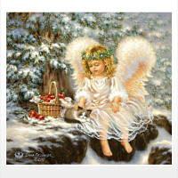 Naiyue J701 Angel Print Draw Алмазный рисунок Цветной