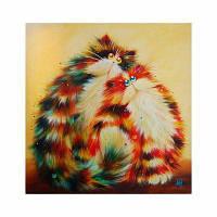 Naiyue 7131 Красочный персидский рисунок для рисования с бриллиантами Цветной