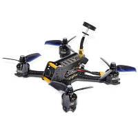 FuriBee BISON 150mm Micro FPV Racing Drone BNF с приемником FLYSKY AFHDS 2A