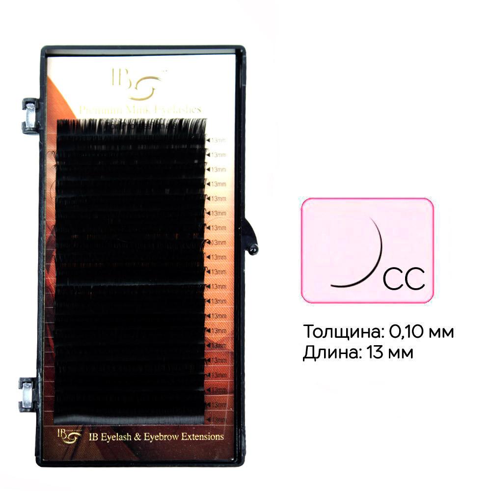 Ресницы I-Beauty на ленте CC 0.1 - 13 мм