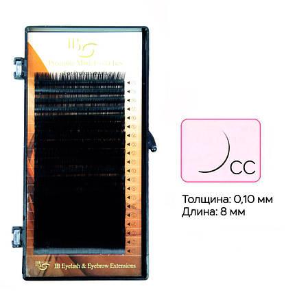 Вії I-Beauty на стрічці CC 0.1 - 8 мм, фото 2