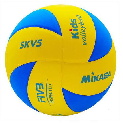 Волейбольный мяч Mikasa (SKV5), фото 2