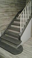 Деревянные лестницы под заказ, фото 1