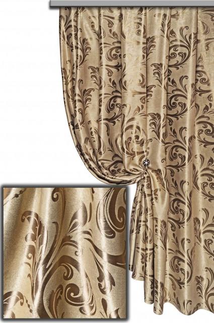 Портьерные ткани, высота 2.8 м