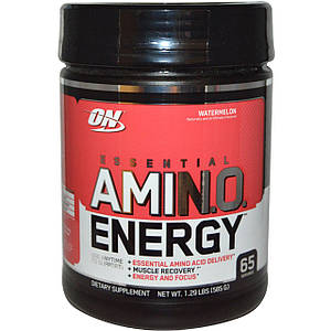 Аминокислоты Optimum Nutrition Amino Energy 585 g