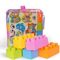 Дети раннего образования большой гранул детский сад головоломка Цветной