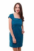 Платье женское с коротким рукавом Карэ