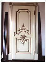 Деревянная дверь под заказ, фото 1