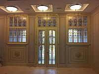 Двери деревянные  на заказ