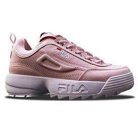 Женские кроссовки Fila Disruptor II Pink