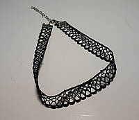 Чокер на шею вязанная