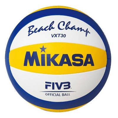 Мяч пляжный волейбол Mikasa VXT30, фото 2