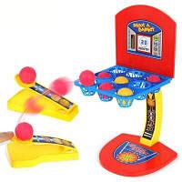 Забавная игрушка для детей Настольный выброс Баскетбол Мини-футбол Хоккей Гольф Стрельба из пальца цвет
