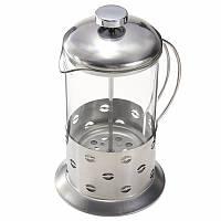 """Френч-пресс для чая и кофе """"Кофейные зерна"""" 1000 мл"""