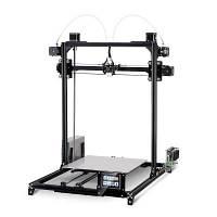 FLSUN i3 Plus двойной-экструдер DIY 3D-принтер набор с сенсорным экраном