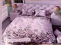 Качественный семейный постельный комплект