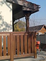 Террасы из дерева, фото 1
