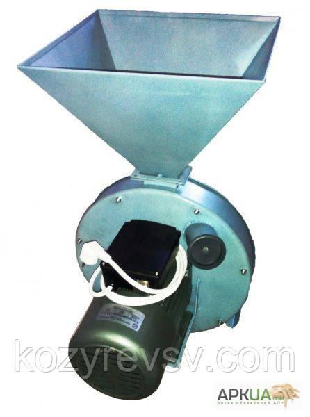 Зернодробилка( крупорушка) ЛАН-3 (зерно+початки кукур) продам постоянн оптом и в розницу, доставка из Харькова