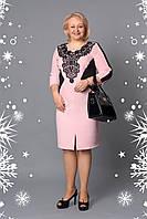 Красивое нарядное модное женское платье Шарлиз