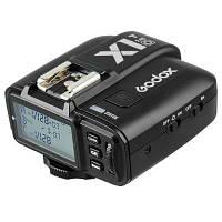 Godox X1T-O TTL беспроводной LCD передатчик вспышки Чёрный