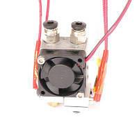 H3D Часть двойного сопла аксессуары для экструдера 3D-принтера 12 В